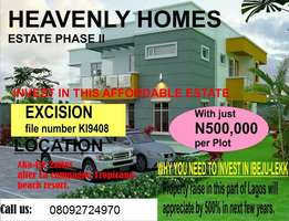 """Heavenly Homes(Ibeju-Lekki)is the definition of """"Heaven on earth"""""""