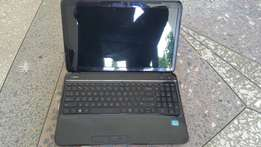 Neatly used HP laptop