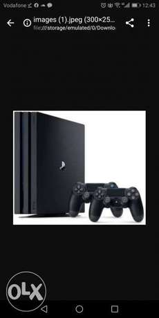 Playstation 4 pro 1tb+ extra controller + bag +charger