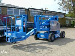 Total Access: Cherry Picker Rental & Sales