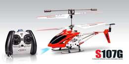 3-Channel Infrared Control Helicopter [Syma S107G]