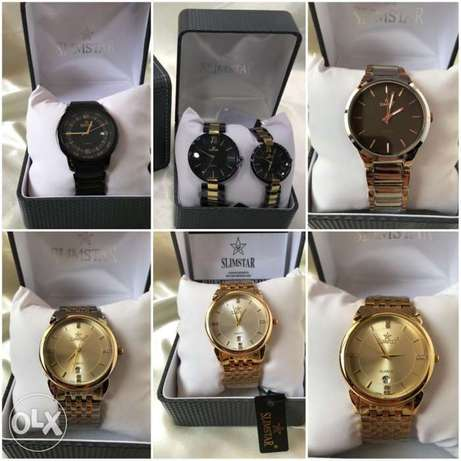 Wrist Watches, With Box