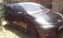 Toyota Wish for Sale - Perfect Condition