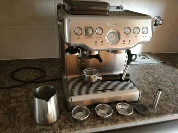 Breville Barista Coffee Machine Potchefstroom - image 2