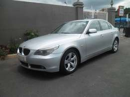 2005 BMW 530d mexclusive r67900