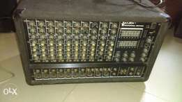 Amp with mixer