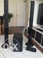 Sony ss-wsb115 Home theater Speakers system (No Engine)
