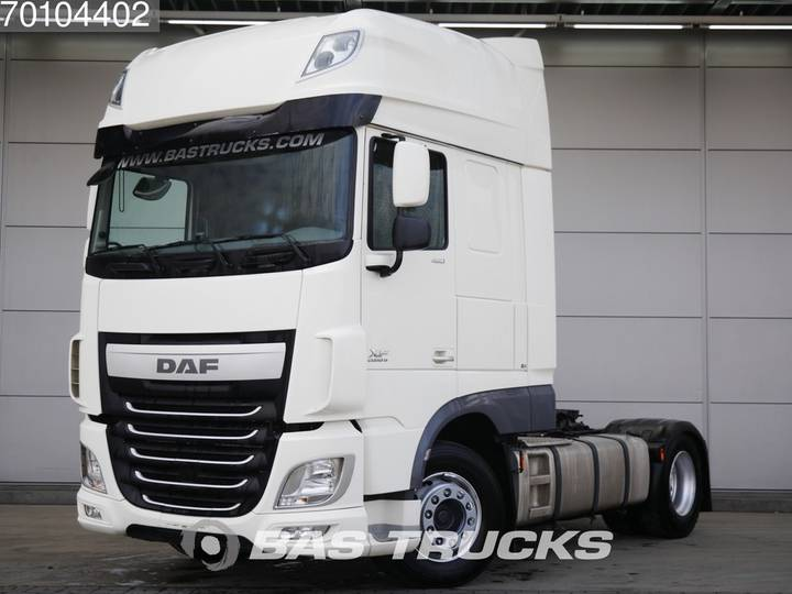 DAF XF 460 SSC 4X2 Intarder Euro 6 - 2014