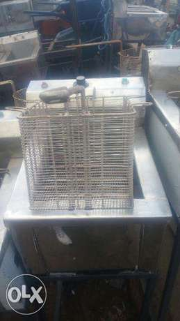 Electric Chips Fryer/ Deep Fryer with delivey Nairobi CBD - image 2