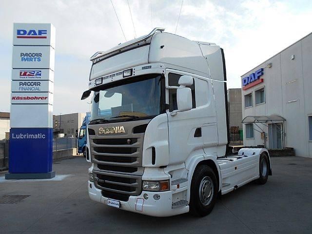 Scania R480 Topline ADR Full Pneumatico - 2010