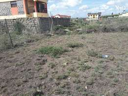 One eighth (1/8) of an acre plots in Kitengela