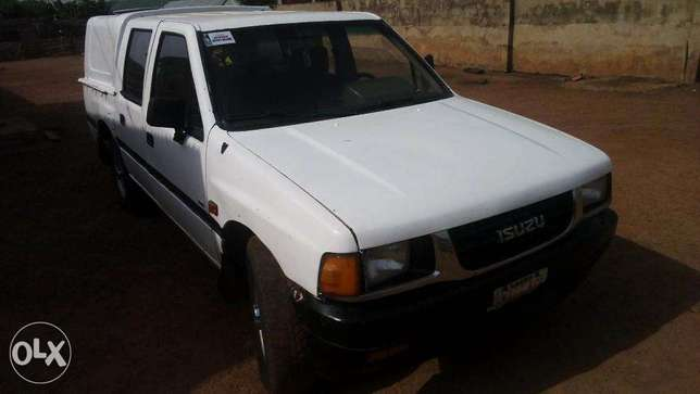 used but working fine isuzu truck for sale Osogbo - image 1