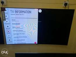 "LG 55"" Curved OLED Smart Apps 3D LED TV for Urgent sales"