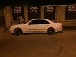 hi there am selling my Mercedes for a good price
