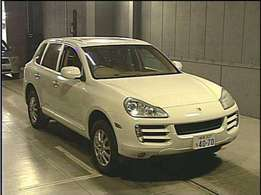Porche Cayenne. Year 2010. 3600cc. Petrol. Arriving Early Next year