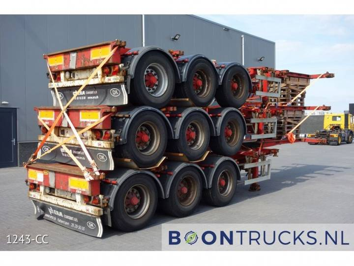 HFR STACKPRICE EUR 22.500,- *45 FT MULTI 2008* - 2008