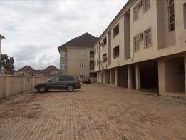 Renovated and serviced 3bedroom flat to let at Games village Kaura