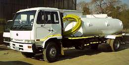 Nissan UD80 8000l Honey Sucker (Vacuum Truck)