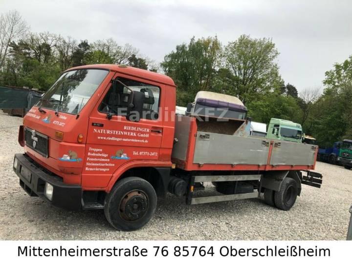 MAN VW  8.150 - 1992