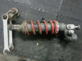 Suzuki gsxr 750 k1 rear shock for sale