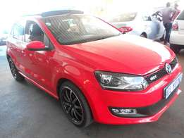 20147 VW Polo 6 1.4 comfortline For R 155000
