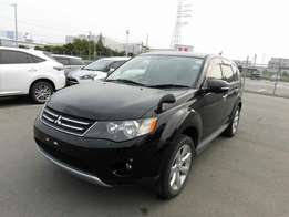 Mitsubishi Outlander brand new car