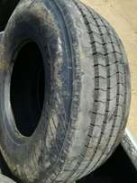 Truck front tyre