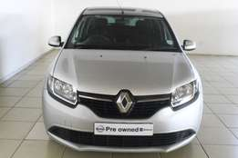 Lovely 2014 Renault Sandero 900 Turbo Expression