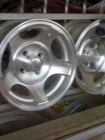 Offset rims zise 13 by 4 holes