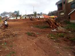 land thebeing constructed main road for sell