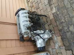 Mazda engine & gearbox for sale 0