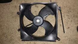Toyota corolla conquest tazz fan motor for sale in good working condit