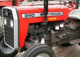New import Massey Ferguson 240