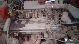 Engine, Toyota Tazz/Conquest 1600is fuel injection