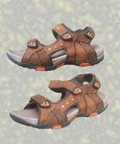 Assorted Leather Open Shoes