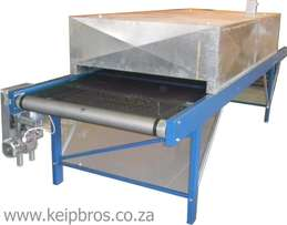4 metre Tunnel Oven for Curing Silkscreen Screen Printing Equipment