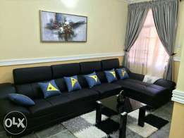Nicely built well furnished 4bdrm terrace with bq at Amen estate Eleko