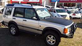 Land Rover Discovery 2 4.0 V8 ES ( 2001) Very Neat and Ready to 4x4