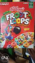 Kellogg's® Froot Loops® cereal. (43.60z)*