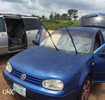 Automatic Golf4 for urgent sell