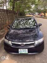 Registered 2006 Honda Civic