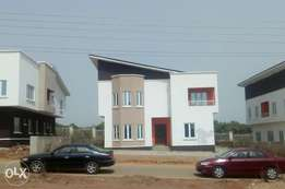 Tastefully Finished 4 Bedroom Semi/Fully Detached Terrace Duplex