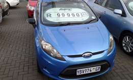 2009 Ford Fiesta 1.4i Ambiente 5DR