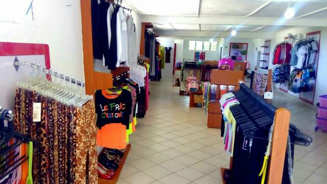 Stylish fully stocked cloth line shop Nyali - image 4