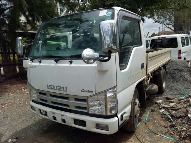 Isuzu ELF 2010 Hurlingham - image 3