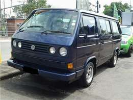 VW Caravelle in a very good condition for sale