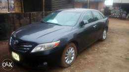 Nothing to fix Camry up for grabs