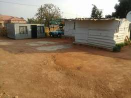Stand for sale in Soshanguve
