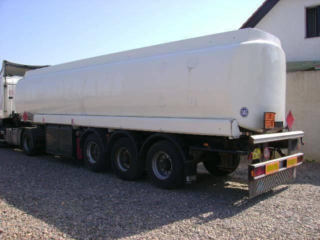 antonsen ekw roc-34t3a (id6271) fuel tank - 1994