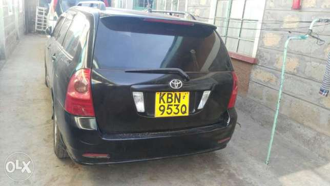 Toyota fielder 2003 model, 1500cc,owned by a lady Tabuga - image 3